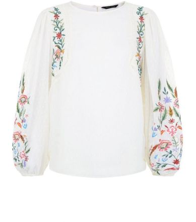 white-floral-embroidered-chiffon-top-